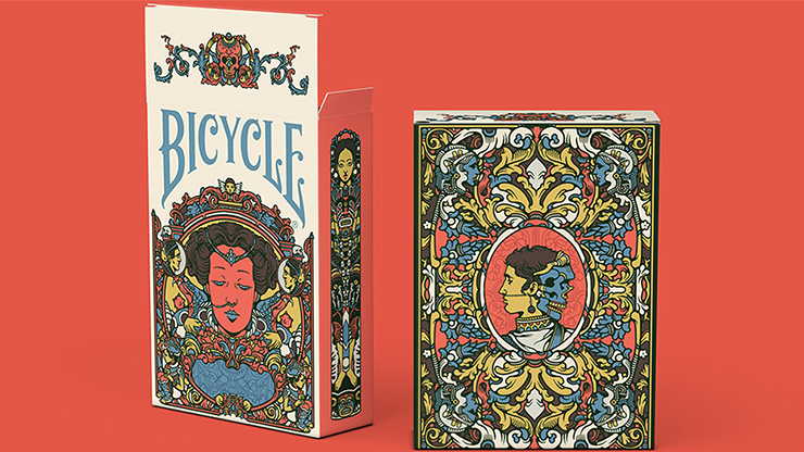 Bicycle Artist Playing Cards Second Edition by Prestige Playing Cards