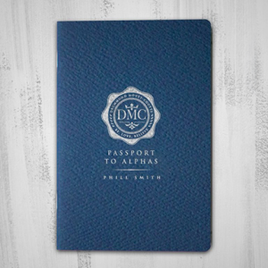 Passport to Alphas by Phill Smith and DMC - Book