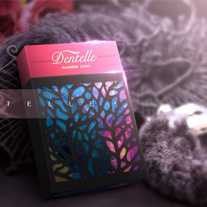 Limited Edition Dentelle Playing Cards by Bocopo