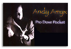 Pro Dove Pocket by Andy Amyx - Trick