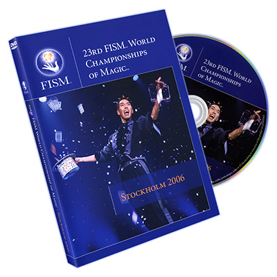 23rd FISM World Championships of Magic 2006 - Stockholm (Special Collector Edition) - DVD