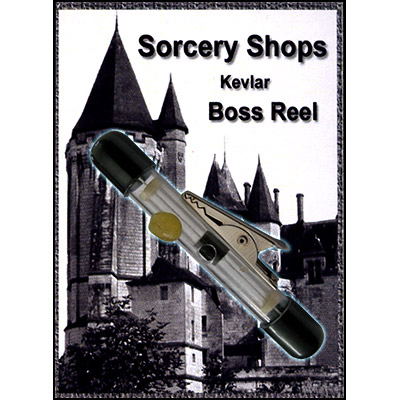 I-Boss (KEVLAR) by Sorcery Manufacturing - Trick