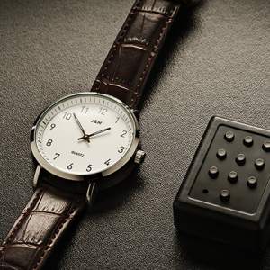 The Watch - White Classic (Gimmicks and Online Instructions) by Joao Miranda