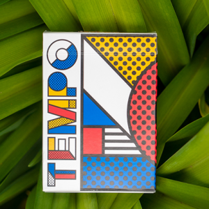 Limited Edition Tempo Playing Cards by Gemini