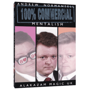 100 percent Commercial Volume 2 - Mentalism by Andrew Normansell video DOWNLOAD