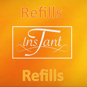 Instant T REFILL / 2019 (Gimmicks and Online Instructions) by The French Twins & Magic Dream - Trick