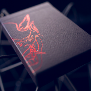 Hannya Playing Cards Version 2