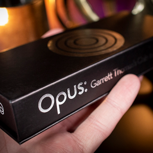 Opus (23 mm Gimmick and Online Instructions) by Garrett Thomas - Trick