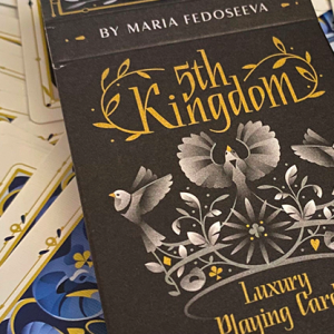 5th Kingdom Semi-Transformation (Artist Standard Edition Black 1 Way) Playing Cards