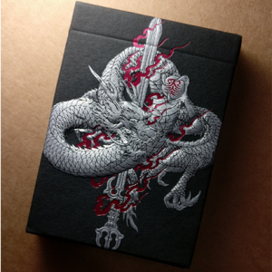 Sumi Original Craft Playing Cards by Card Experiment