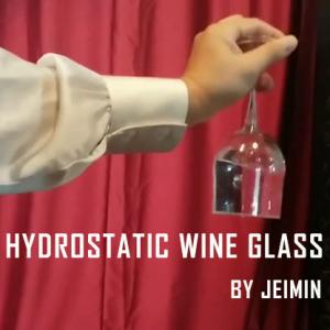 Hydrostatic Wine Glass by Jeimin - Trick