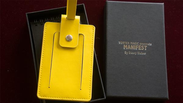 Manifest by Vortex and Danny Weiser - Trick