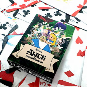 Alice in Wonderland Deck by JL Magic - Trick