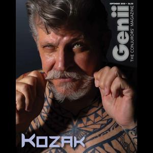 Genii Magazine September 2020 - Book