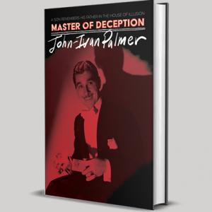 Master Of Deception by John Ivan Palmer - Book