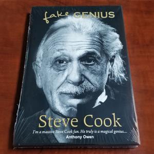 Fake Genius by Steve Cook - Book