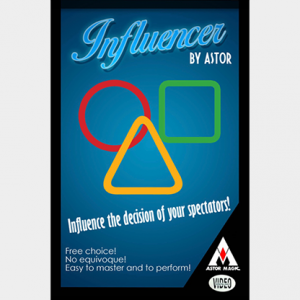 Influencer (French) by Astor - Trick